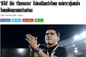 HLV Kiatisak: 'Tôi không ngờ Việt Nam vô địch SEA Games nhanh đến vậy'