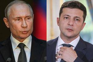 Vừa có cuộc gặp lịch sử với ông Putin, Tổng thống Ukraine lại kêu gọi EU trừng phạt Nga