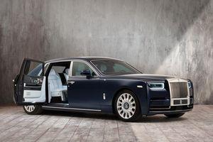 Rolls-Royce Phantom 'Rose', phiên bản lãng mạn nhất từng được hãng xe sang Anh quốc thiết kế
