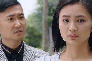 Hoa hồng trên ngực trái tập 38: Khang phát hiện San có thai với mình