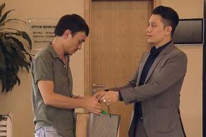 Sinh tử tập 28 VTV1: Mai Hồng Vũ chi 1 tỷ tặng quà sinh nhật con thứ trưởng