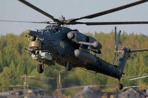 Trực thăng Mi-28 Nga rơi trong chuyến bay đêm, hai người thiệt mạng