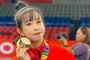Vừa ôn tập học kỳ vừa thi đấu SEA Games, Châu Tuyết Vân đoạt HCV
