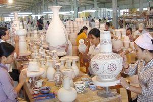 Hà Nội: 1.330 lao động nông thôn được đào tạo nghề thủ công mỹ nghệ