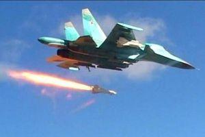 Chiến đấu cơ Nga-Syria dội bão lửa hủy diệt khủng bố IS ở Homs