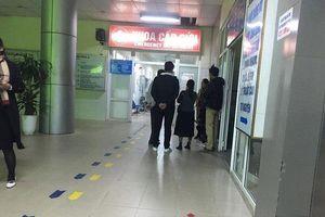 Vụ nổ bình oxy tại nhà máy Lilama 69-3: Viện Khoa học Hình sự lấy mẫu giám định
