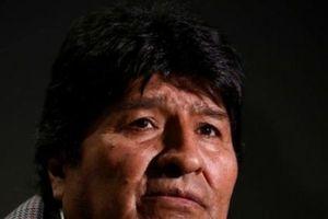 Ông Morales tới Argentina xin tị nạn