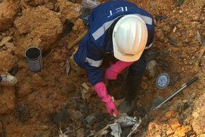 UBND TP Hà Nội chỉ đạo làm rõ vụ phát hiện chất thải độc hại ở Sóc Sơn