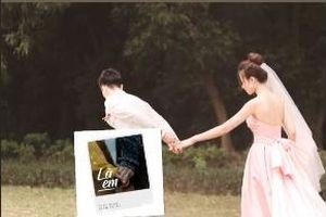 Bạn gái cầu thủ Phan Văn Đức khoe ảnh cưới ngọt ngào nhưng chưa hé lộ ngày về chung nhà