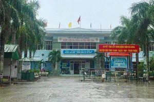 Vì sao Phó Giám đốc Bệnh viện Đa khoa huyện cùng 3 cán bộ ở Quảng Ngãi bị bắt?