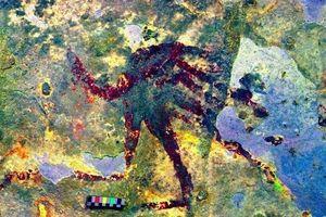 Tác phẩm nghệ thuật lâu đời nhất thế giới trong hang động ở Indonesia