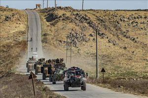 Thổ Nhĩ Kỳ và Nga tuần tra chung lần thứ 15 tại miền Bắc Syria