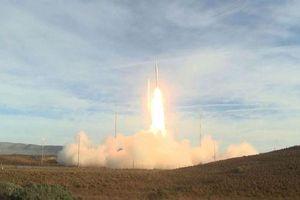 Mỹ thử tên lửa đạn đạo
