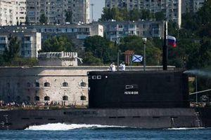 Nga công khai kế hoạch điều thêm Kalibr đến Syria