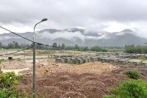 Hòa Vang, Đà Nẵng: Dự án tái định cư Trung tâm xã Hòa Bắc lỗi hẹn sau 2 năm thi công