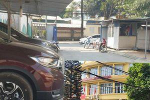 Hà Nội: Ai đứng sau bãi xe lậu 'án ngữ' trước UBND phường Hoàng Liệt?