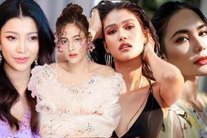 4 nữ diễn viên Thái Lan nổi tiếng bước ra từ cuộc thi sắc đẹp Miss Universe