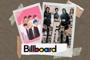BTS cùng BlackPink trở thành đại diện KPop lọt top 100 bài hát hay nhất 2019 do dàn staff Billboard bình chọn
