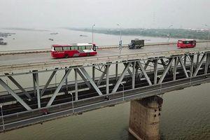 Tập đoàn Mỹ gửi thư đề xuất sửa mặt cầu Thăng Long