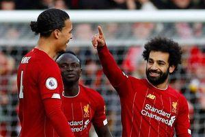 Thắng Watford 2-0, Liverpool ngự trị ngôi đầu