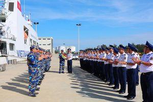 Cảnh sát biển Việt Nam kết thúc chuyến thăm và giao lưu tại Nhật Bản