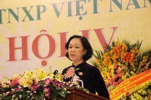 Ông Vũ Trọng Kim tái đắc cử Chủ tịch Hội Cựu thanh niên xung phong khóa IV