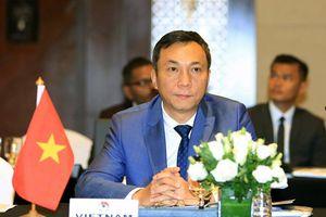 Ông Trần Quốc Tuấn làm 'sếp' ở VCK U23 châu Á 2020