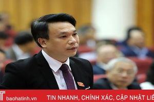 Đại biểu HĐND tỉnh Hà Tĩnh chất vấn về chất lượng xét xử của tòa án nhân dân hai cấp