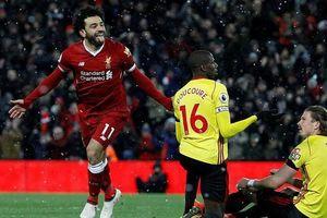 Liverpool - Watford : Người về đỉnh cao, người vào vực sâu