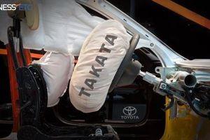 Có thể sẽ có một vụ triệu hồi xe hơi lớn chưa từng có vì lỗi túi khí Takata