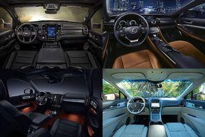Top 10 ôtô sở hữu nội thất đẹp nhất tầm giá dưới 50.000 USD: Gọi tên Honda Accord, Hyundai Kona