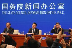 Điều gì khiến nửa đêm, Quốc Vụ viện Trung Quốc tổ chức họp báo về việc đạt được hiệp định thương mại Trung – Mỹ giai đoạn đầu?