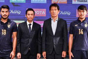 Thất bại ở SEA Games, HLV Thái Lan vẫn ôm mộng ở VCK U23 châu Á