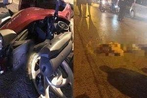 Ô tô tông xe máy kẹp ba, hai cô gái thương vong trong đêm