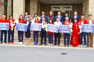 Quảng Ninh thưởng 1,68 tỷ cho HLV, VĐV đạt thành tích cao ở SEA Games