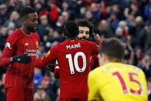 Thắng nhẹ Watford, Liverpool nối dài mạch bất bại