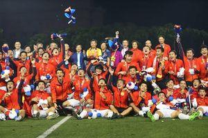 Bóng đá Việt Nam 'giong buồm ra biển lớn'