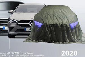 Cả 100 năm qua, Mercedes dồn lực phát triển công nghệ đèn pha ôtô