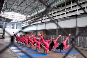 Yoga trong nhà tù – cơ hội đổi đời cho các tù nhân Thái Lan