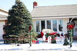 Chuẩn bị đón Giáng sinh và năm mới