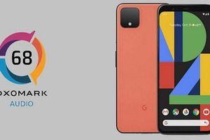 Google Pixel 4 lọt vào TOP 5 smartphone có âm thanh tốt nhất