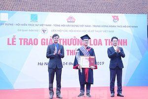 39 đồ án của sinh viên được trao giải tại giải thưởng Loa Thành 2019