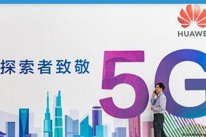 Mạng 5G của Huawei vẫn phủ sóng bên trời Tây