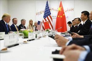 Trung Quốc 'lạc quan thận trọng' về thỏa thuận sơ bộ với Mỹ