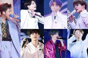 Bật mí tính cách của 7 nam thần BTS đằng sau việc lựa chọn màu sắc micro