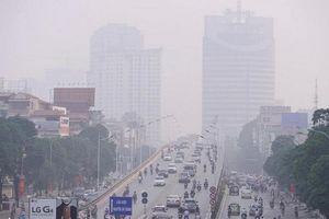Không khí Hà Nội ở mức 'rất xấu': Dân mạng 'cầu cứu' Bộ Tài nguyên Môi trường