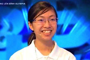 Nữ sinh đầu tiên sau 8 năm vào chung kết Đường lên đỉnh Olympia