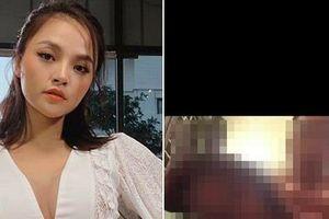 Nữ diễn viên trong 'Quỳnh Búp bê' và 'Về nhà đi con' phản ứng khi bị đồn có clip 'nóng'