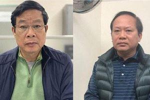 Hôm nay, 2 cựu Bộ trưởng Bộ TT-TT hầu tòa