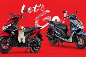 Yamaha FreeGo 2020 từ 39,3 triệu đồng 'đối thủ' Honda Air Blade